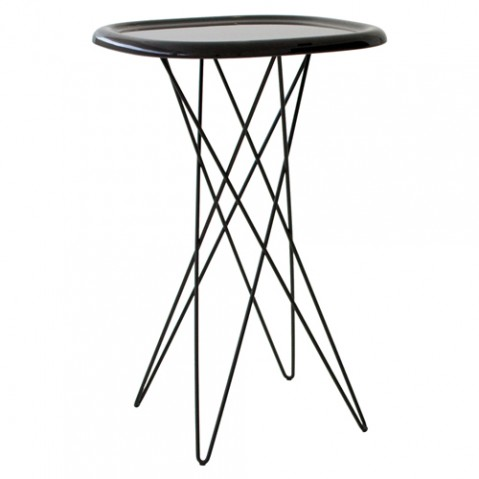 table pizza magis 70 marron fonce