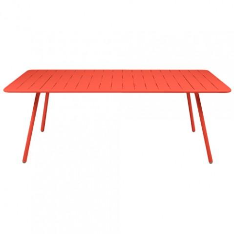 grande table luxembourg fermob capucine