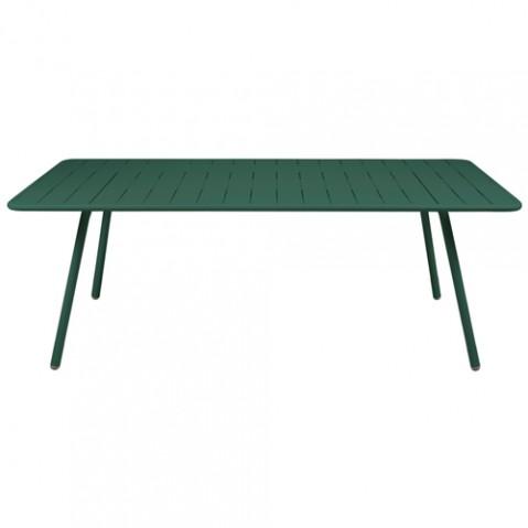 grande table luxembourg fermob cedre