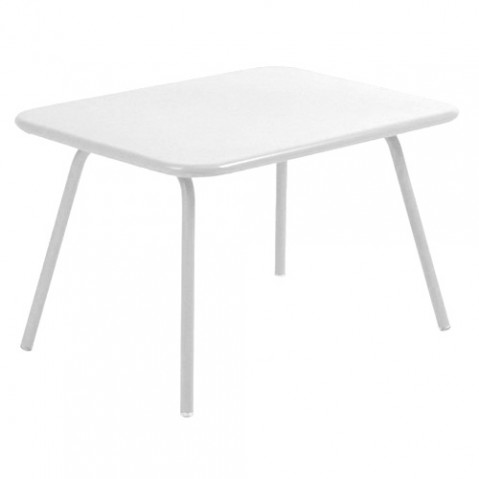table enfant luxembourg kid fermob blanc