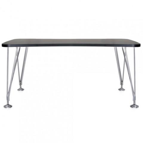 table max 160 kartell noir