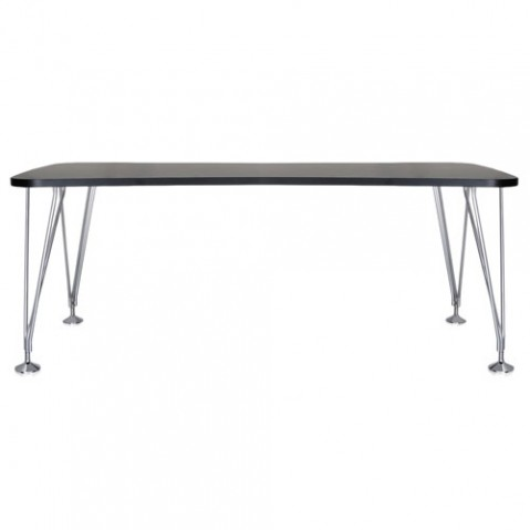 table max 190 kartell noir