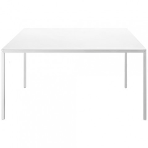 table passe partout 140 magis blanc