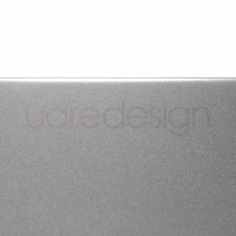 bistro fermob table rectangulaire design gris metal