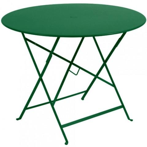 table pliante bistro 96 fermob cedre
