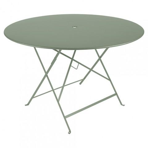 table ronde bistro 117 fermob cactus