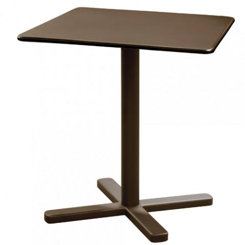 table pliante darwin emu marron