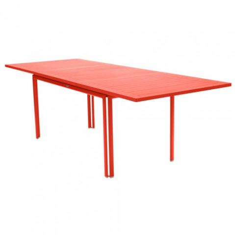 table rallonge costa fermob capucine