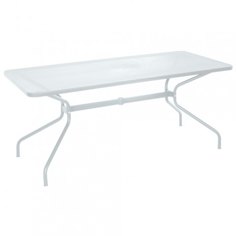 table rectangulaire cambi 180 emu blanc