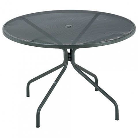 table ronde cambi 120 emu fer ancien