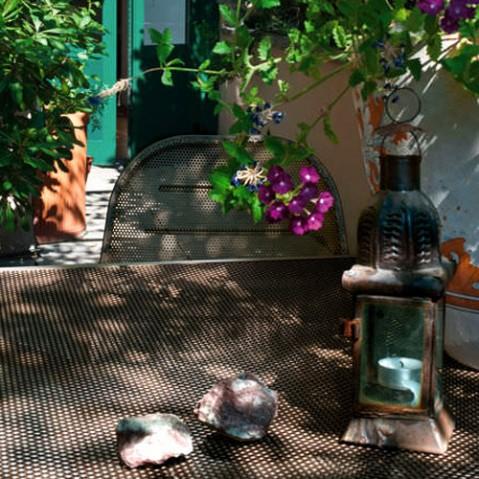 table ronde cambi 120 emu noir