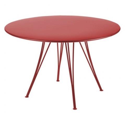 table rendez vous fermob piment