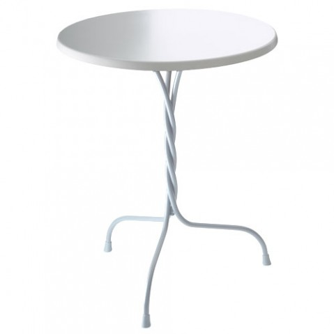 table ronde 60 vigna magis blanc