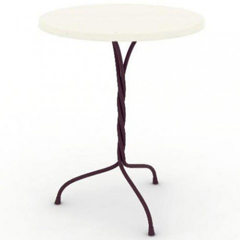 table ronde 60 vigna magis violet