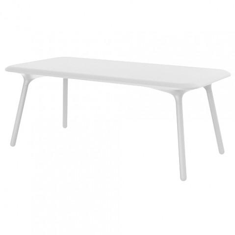 table sloo vondom blanc