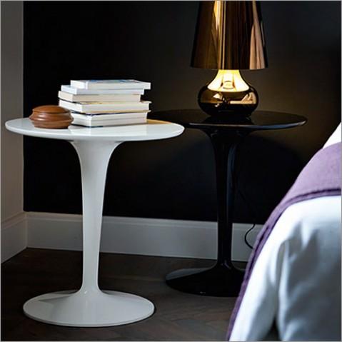 table tip top mono kartell blanc