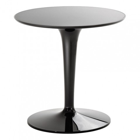 table tip top mono kartell noir