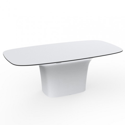 table ufo vondom blanc