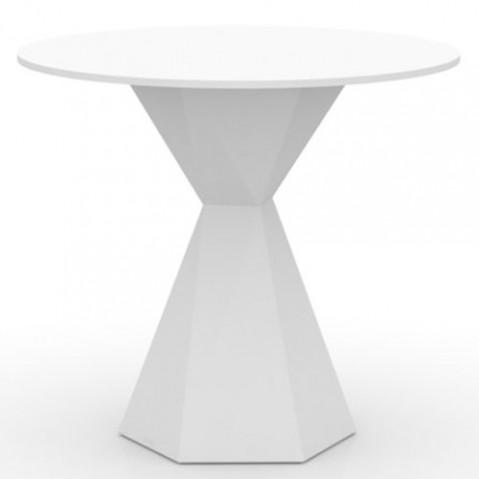 table ronde vertex 120 vondom blanc