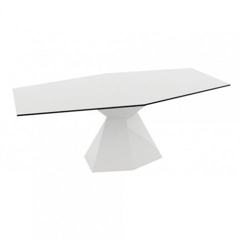 table vertex vondom blanc