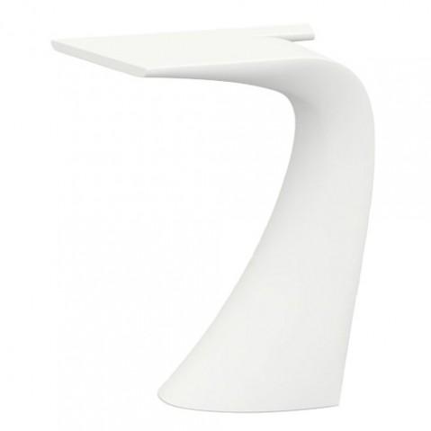 table wing vondom blanc laque