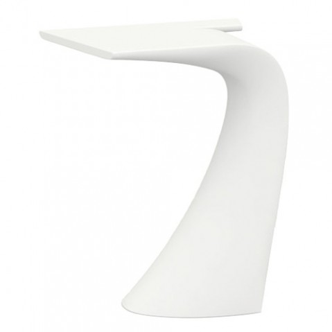 table wing vondom blanc mat