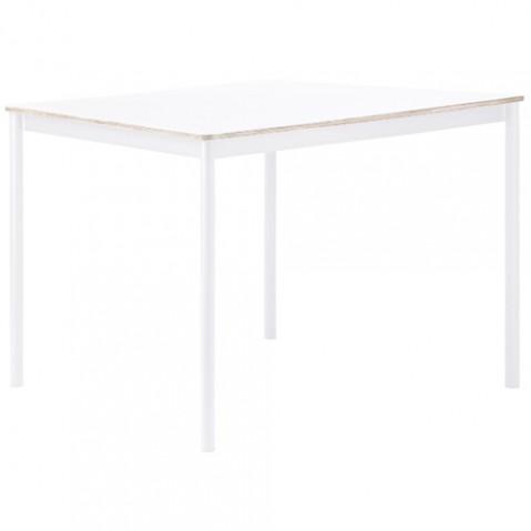 TABLE BASE 140 X 80, 3 couleurs de MUUTO