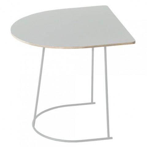 TABLE BASSE AIRY HALF SIZE, 3 couleurs de MUUTO