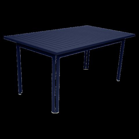 TABLE 160X80 COSTA BLEU ABYSSE de FERMOB