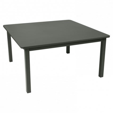 TABLE CRAFT 143X143CM ROMARIN de FERMOB