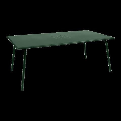 TABLE MONCEAU 194X94X74 CÈDRE de FEMROB