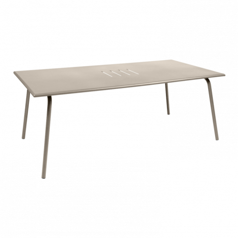 TABLE MONCEAU 194X94X74 LIN de FERMOB