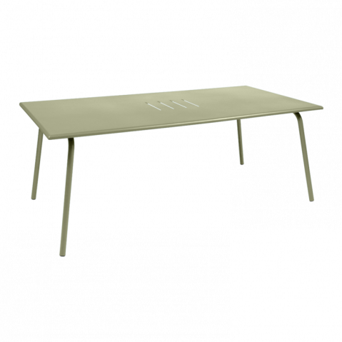 TABLE MONCEAU 194X94X74 TILLEUL de FERMOB