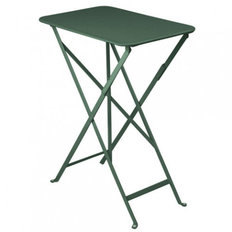 TABLE PLIANTE BISTRO 37 X 57CM, 23 couleurs de FERMOB