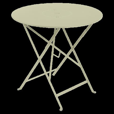 TABLE FLORÉAL 77CM TILLEUL de FERMOB