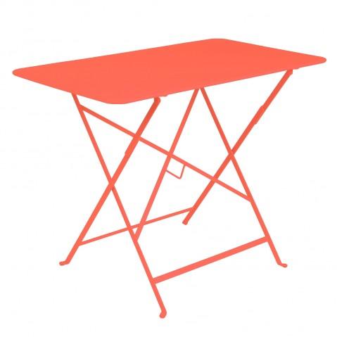 TABLE PLIANTE BISTRO 97 X 57CM CAPUCINE de FERMOB