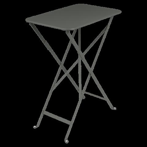 TABLE PLIANTE BISTRO 37 X 57CM ROMARIN de FERMOB