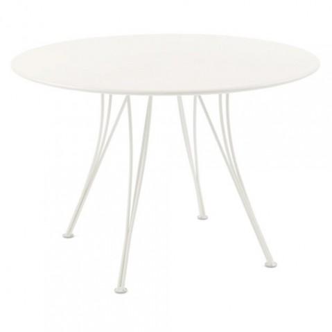 TABLE RENDEZ VOUS, 23 couleurs de FERMOB