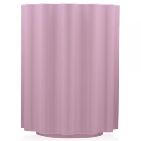 tabouret colonna kartell rose