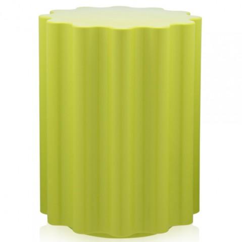 tabouret colonna kartell vert