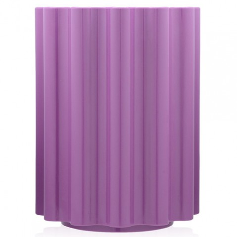tabouret colonna kartell violet