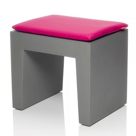 tabouret concrete seat fatboy gris