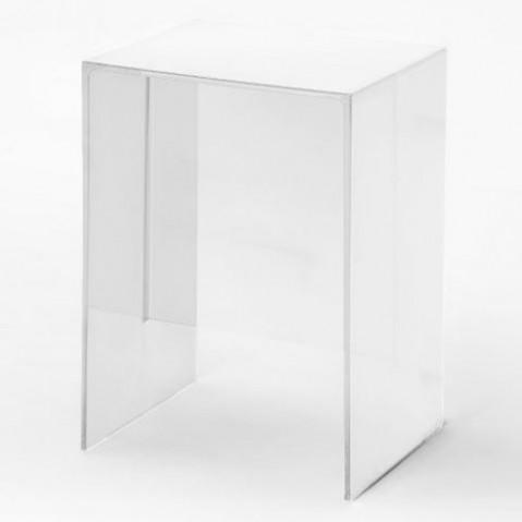 tabouret max beam kartell cristal