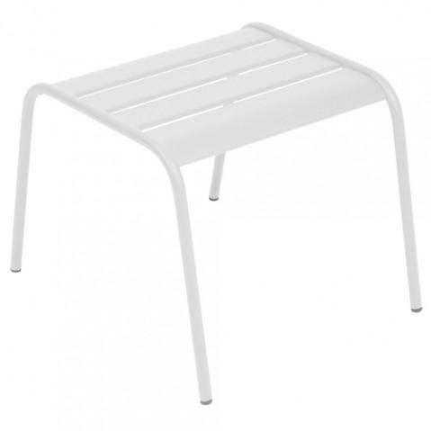 table basse monceau fermob blanc