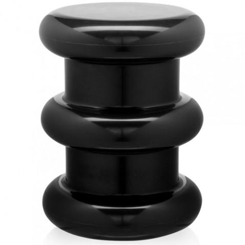 tabouret pilastro kartell noir