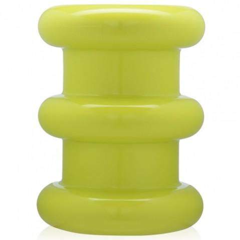 tabouret pilastro kartell vert
