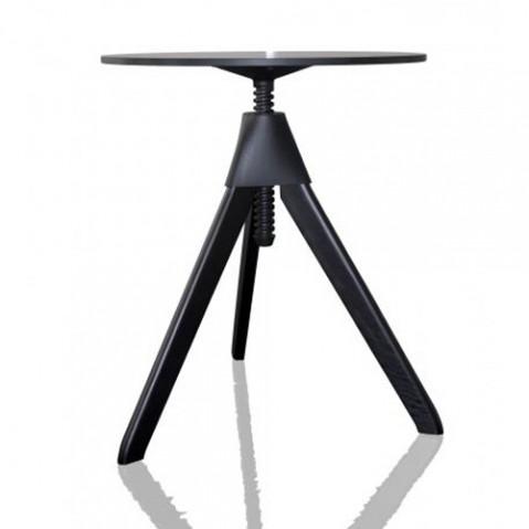 table topsy magis noir noir