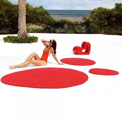 tapis agatha l vondom rouge