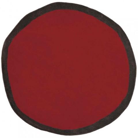 tapis aros 200 nanimarquina rouge