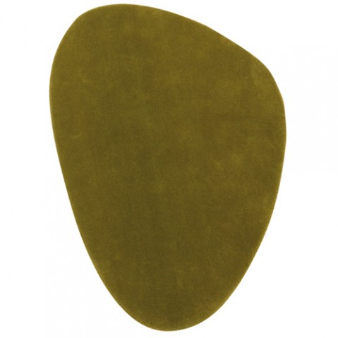 tapis calder 3 nanimarquina vert olive